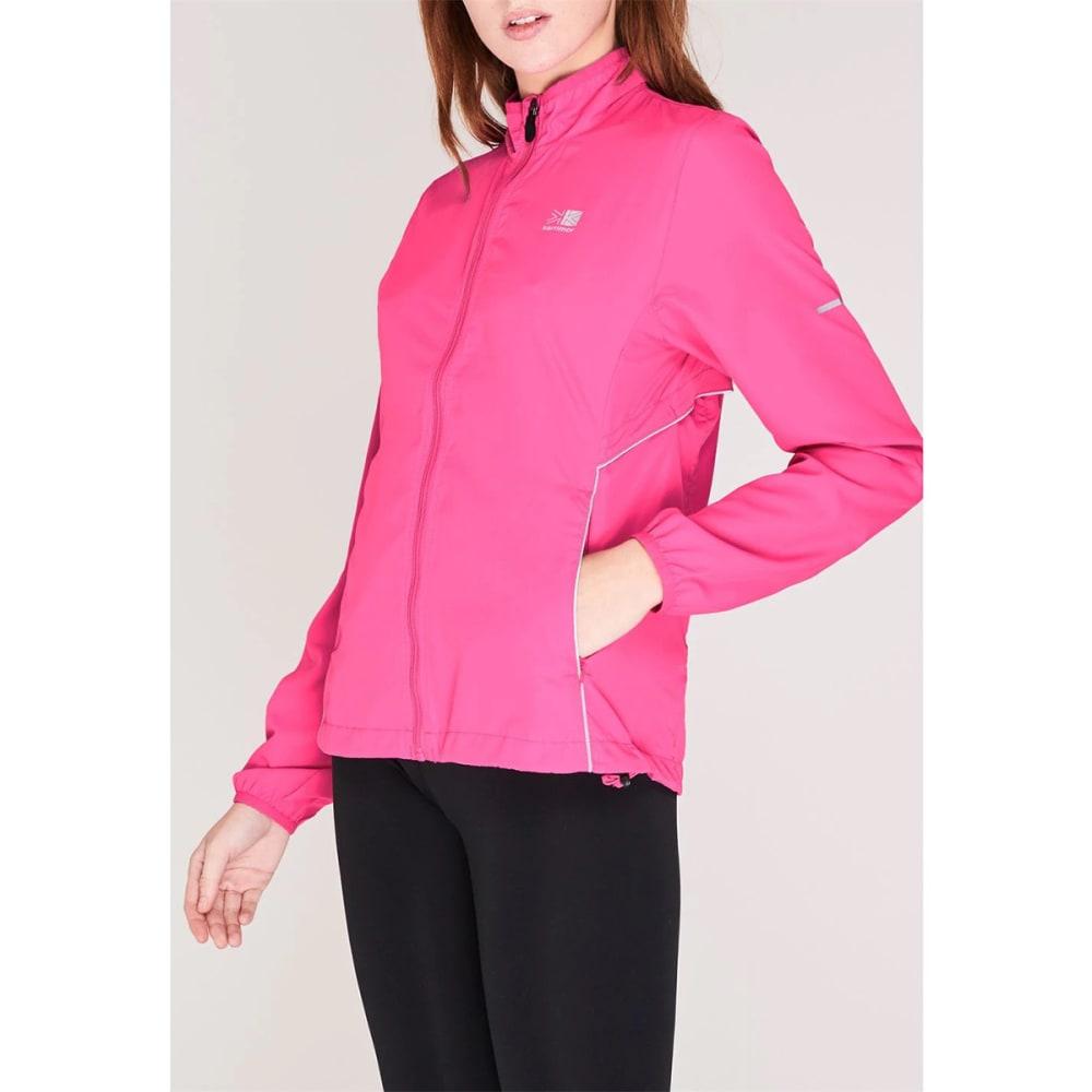 KARRIMOR Women's Running Jacket - PINK