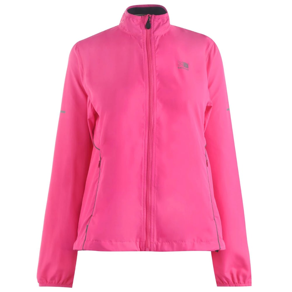 KARRIMOR Women's Running Jacket - PINK