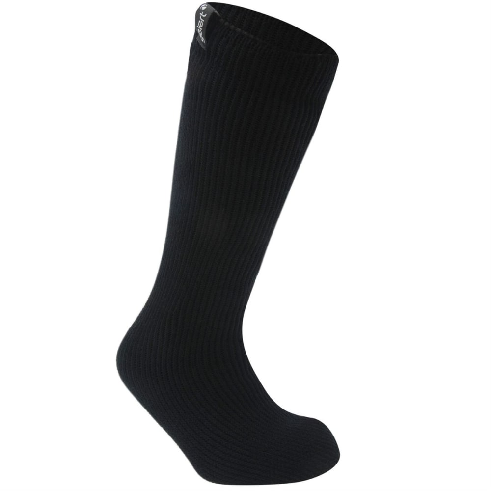 GELERT Boys' Heat Wear Socks - BLACK