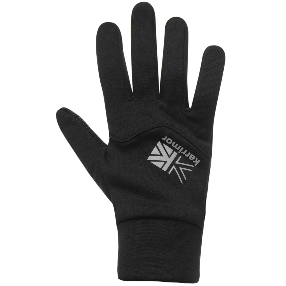 KARRIMOR Men's Thermal Gloves - BLACK
