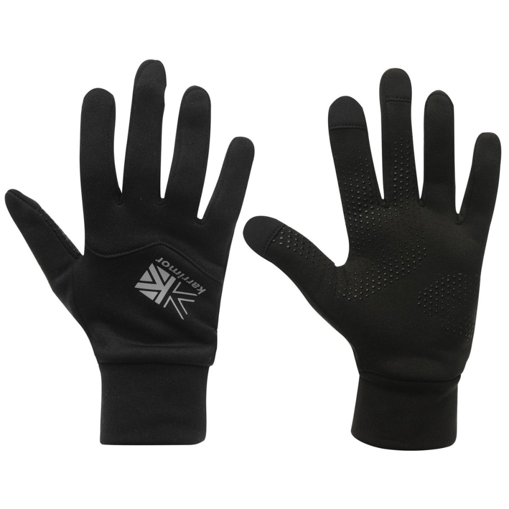 KARRIMOR Women's Thermal Gloves - BLACK
