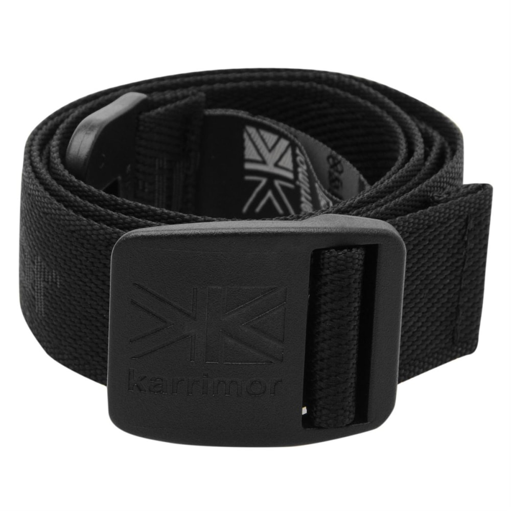 KARRIMOR Men's Hiking Pants Belt - BLACK