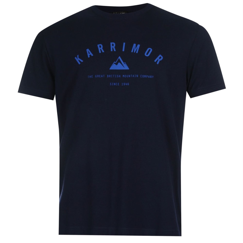 KARRIMOR Men's Organic Graphic Tee XL