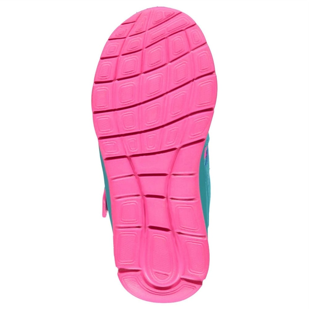 KARRIMOR Girls' Duma Running Shoes - TEAL/PINK