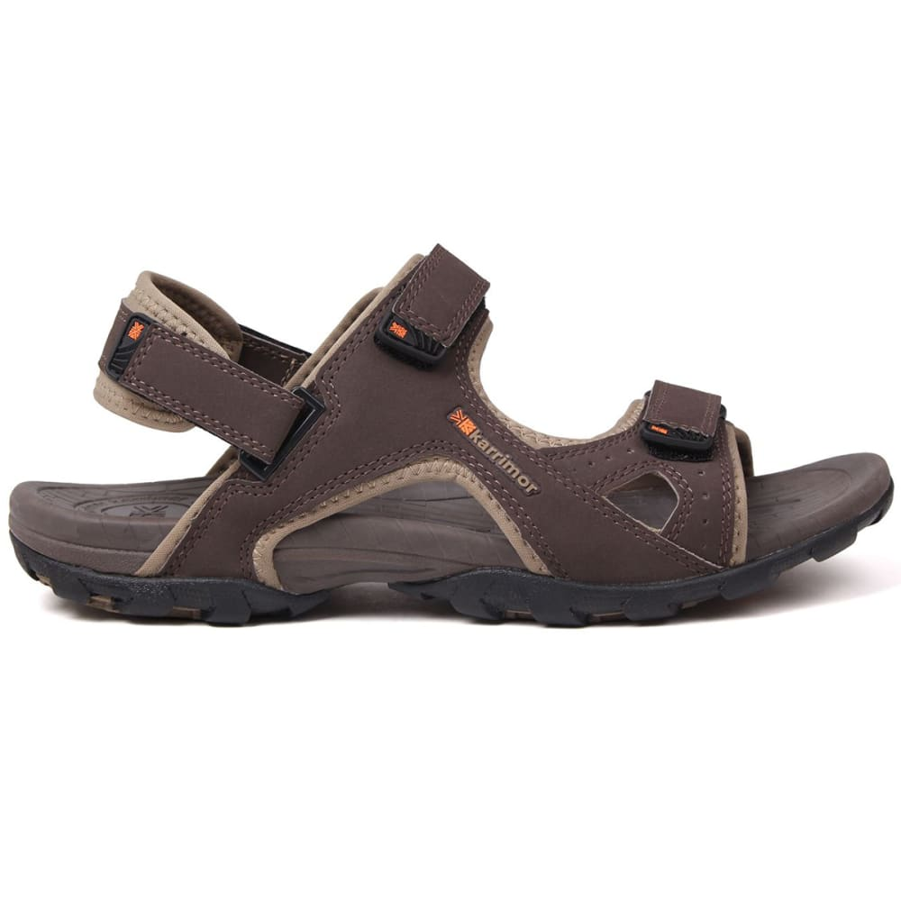 KARRIMOR Men's Antibes Sandals - BROWN