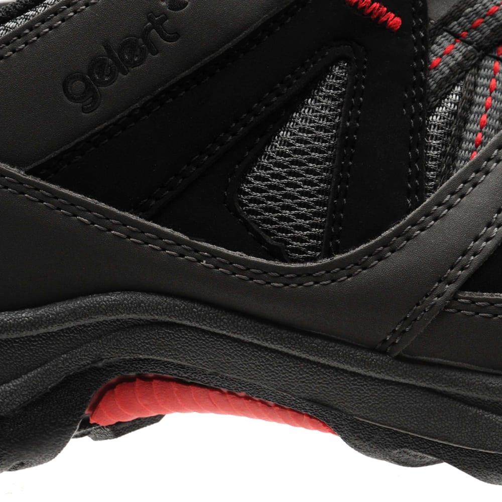 GELERT Men's Ottawa Low Hiking Shoes - CHARCOAL
