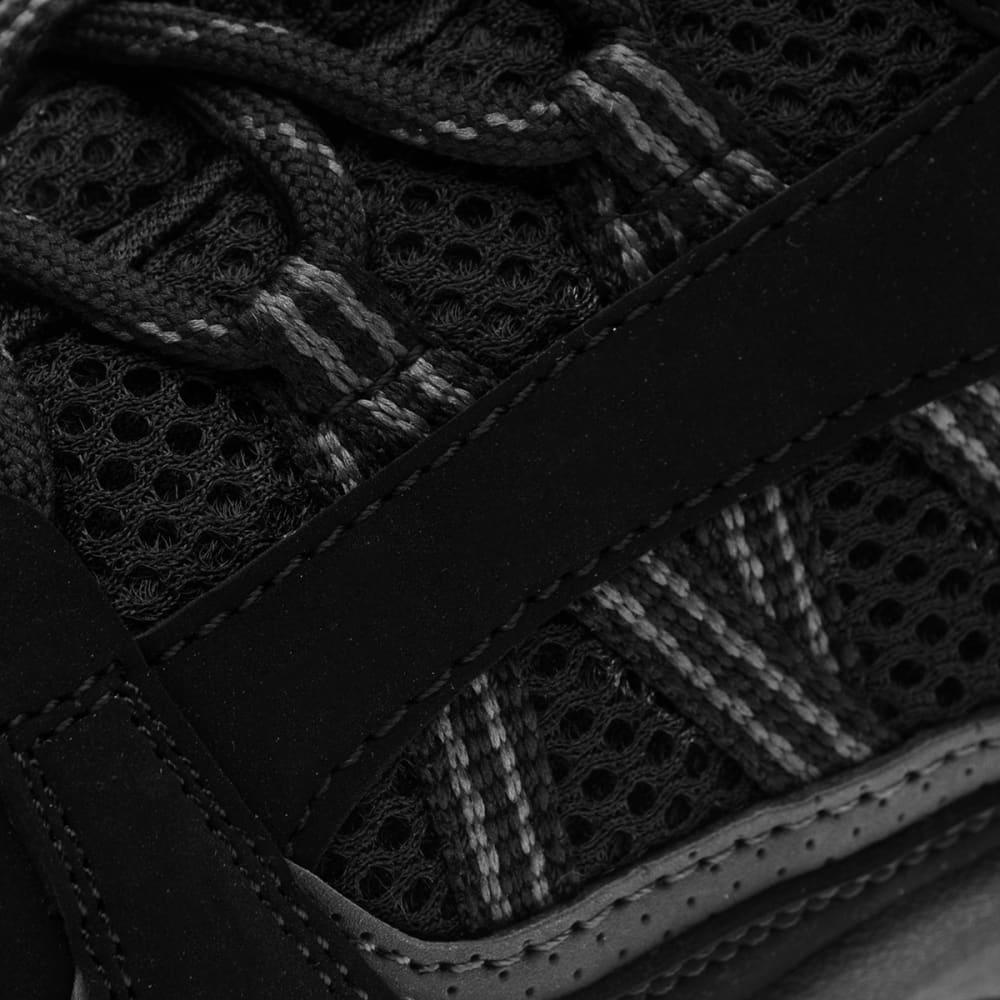 GELERT Men's Rocky Low Hiking Shoes, Black - BLACK