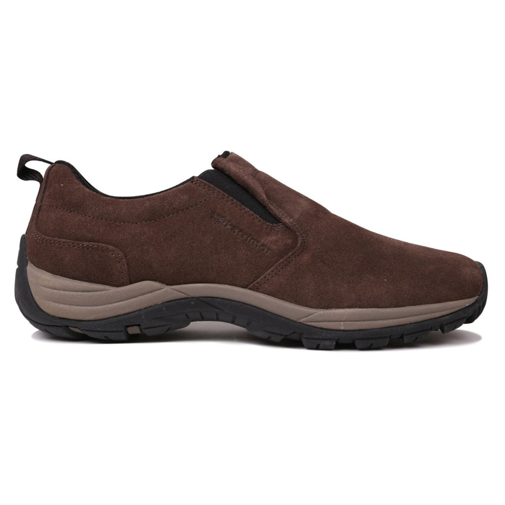 KARRIMOR Men's Moc Slip-On Hiking Shoes - BROWN