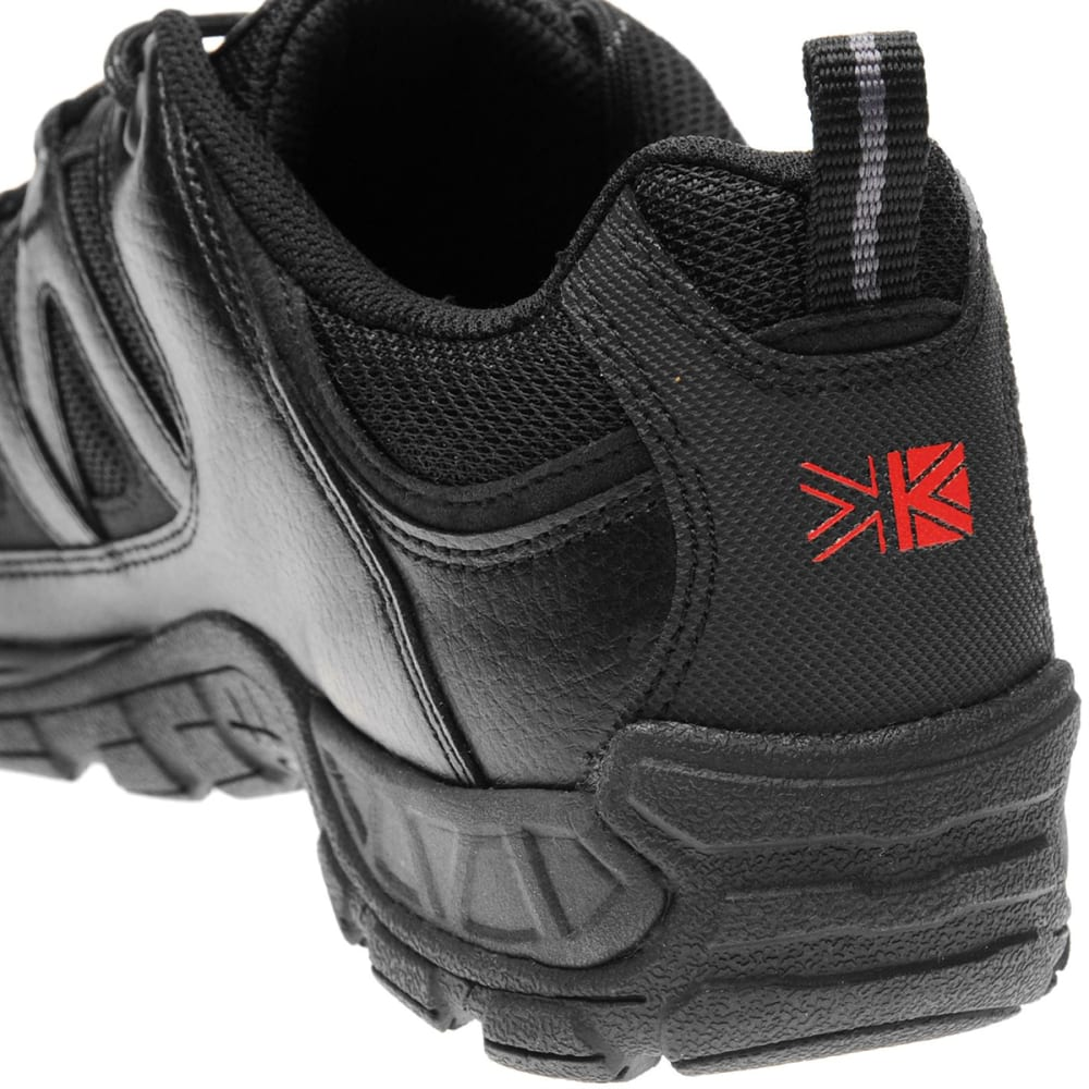 e5ff7d23522d KARRIMOR Men  39 s Summit Leather Low Hiking Shoes