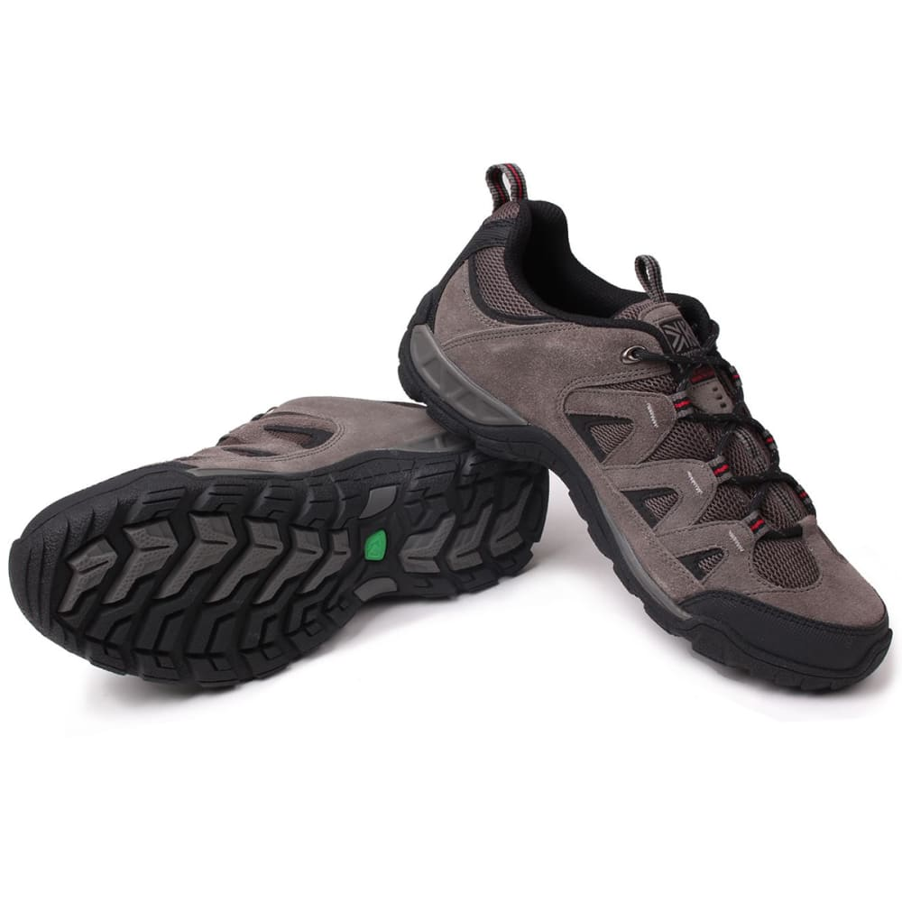 KARRIMOR Men's Summit Low Hiking Shoes - CHARCOAL
