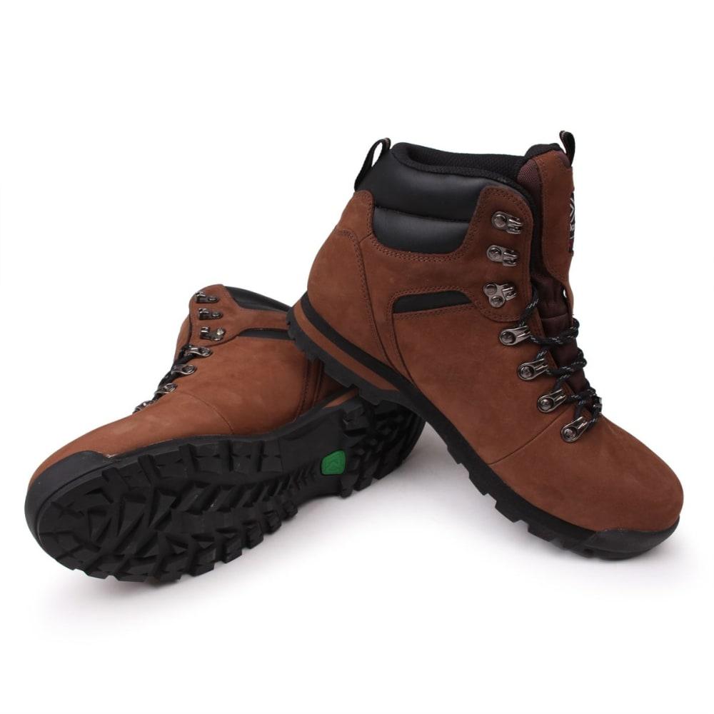 KARRIMOR Men's KSB Kinder Low Waterproof Hiking Boots - BROWN