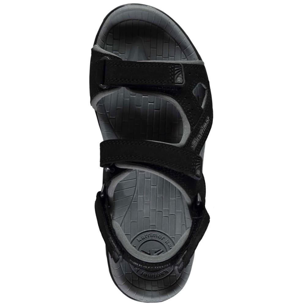 KARRIMOR Kids' Antibes Sandals - BLACK