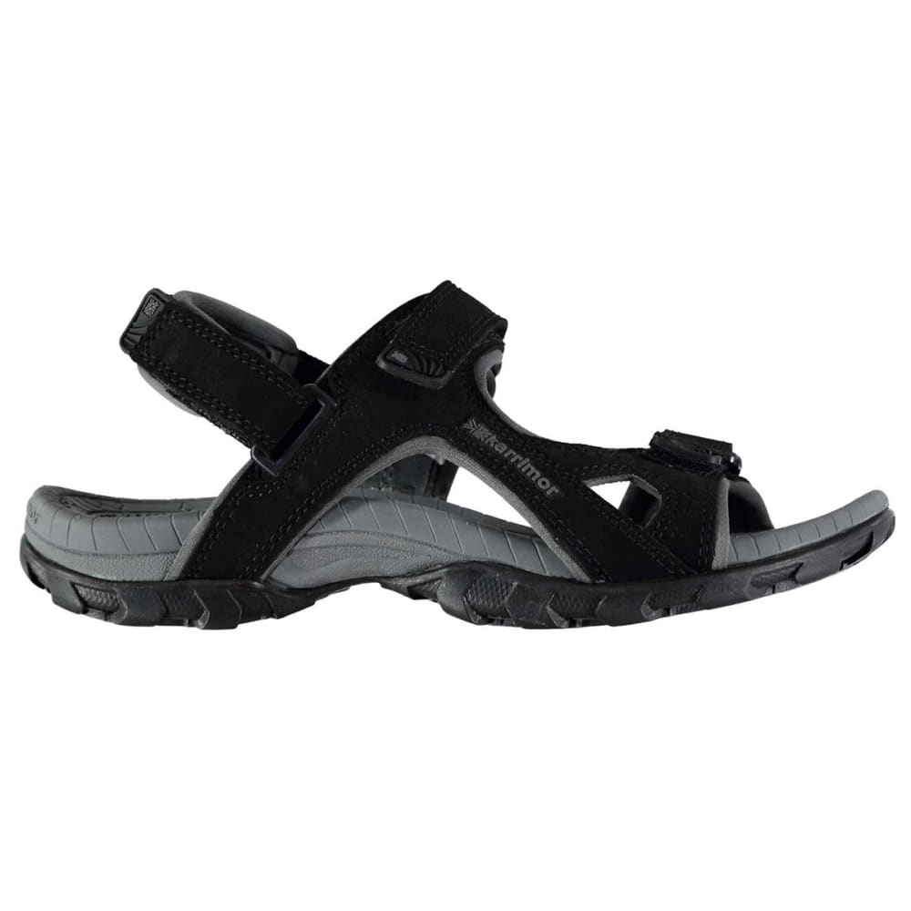 KARRIMOR Kids' Antibes Sandals - BLACK