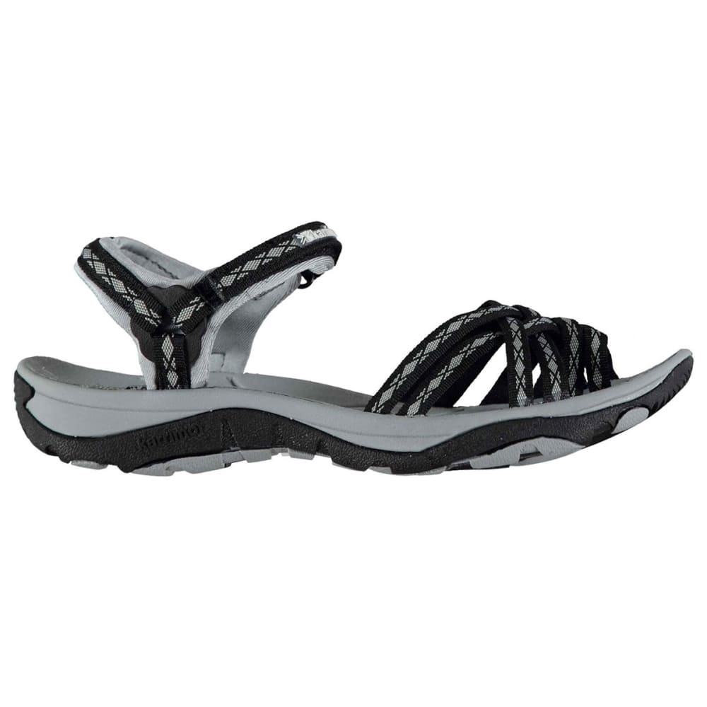 KARRIMOR Women's Salina Sandals - BLACK