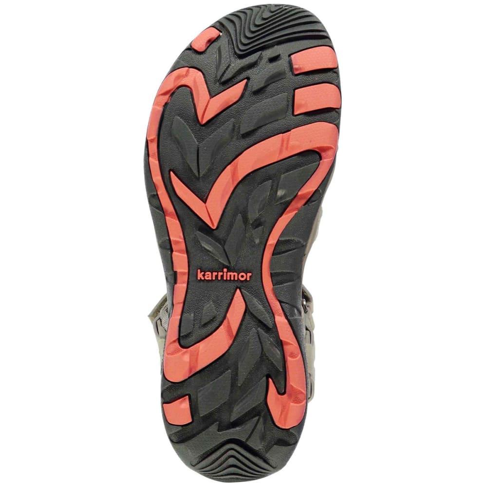 c5b4141023aba KARRIMOR Women s Salina Leather Hiking Sandals - Eastern Mountain Sports