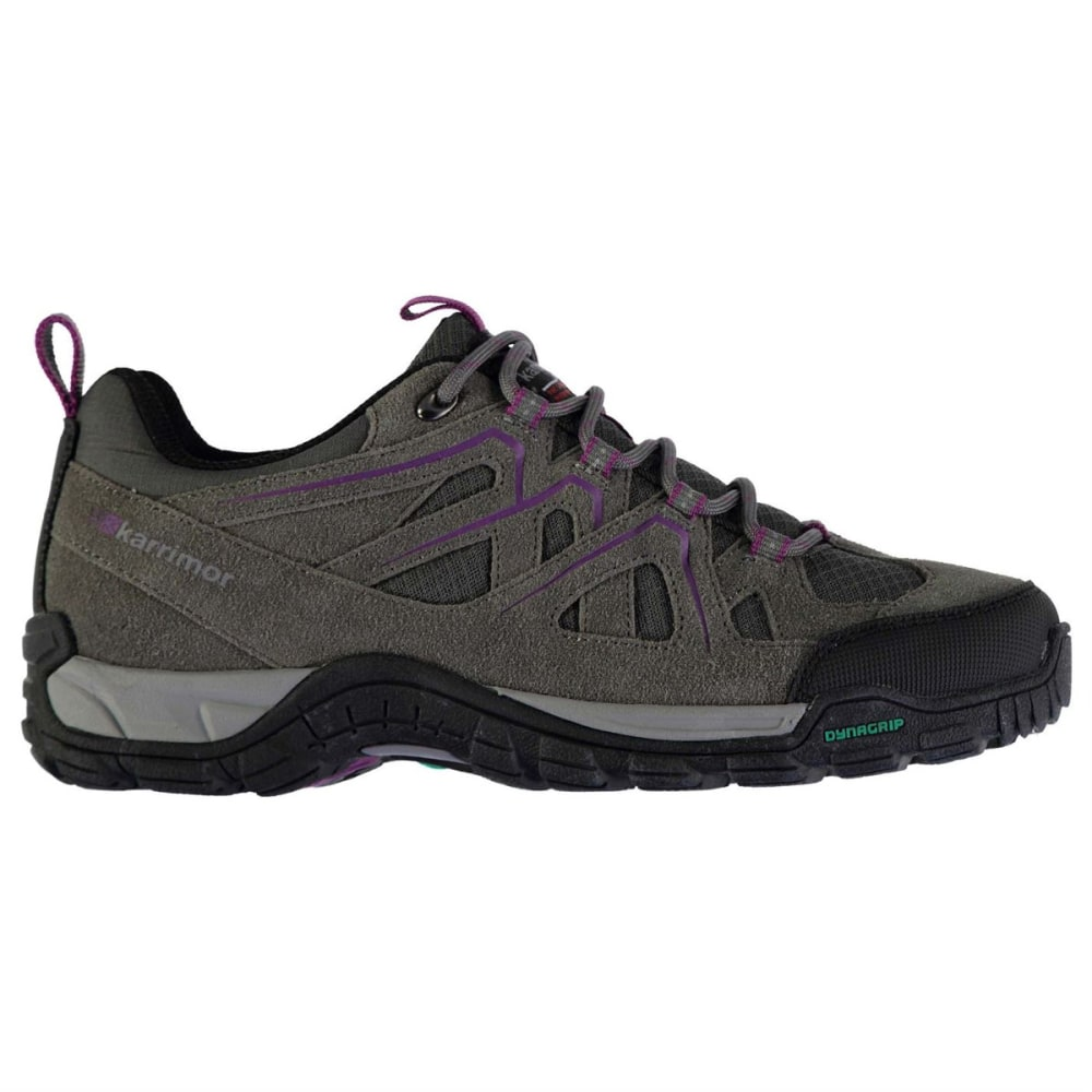 KARRIMOR Women's Summit Low Hiking Shoes | Tuggl