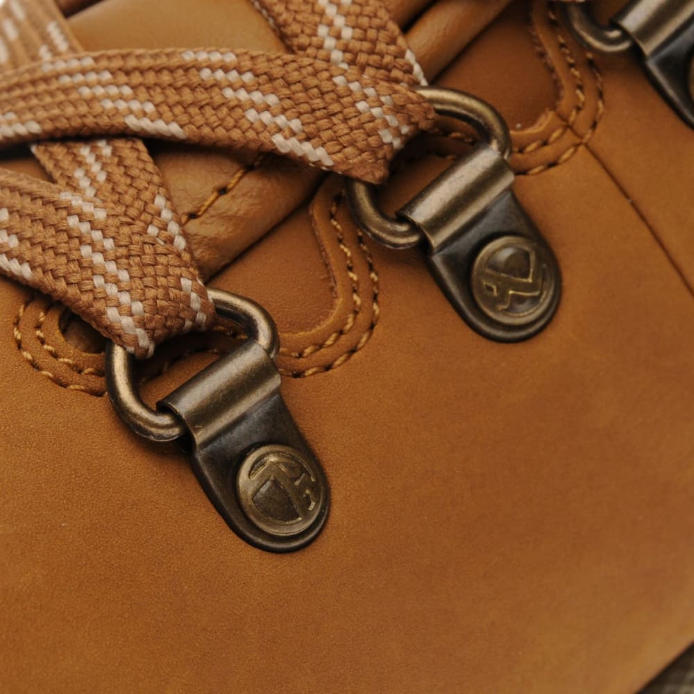 GELERT Women's Atlantis Low Waterproof Hiking Boots - BROWN