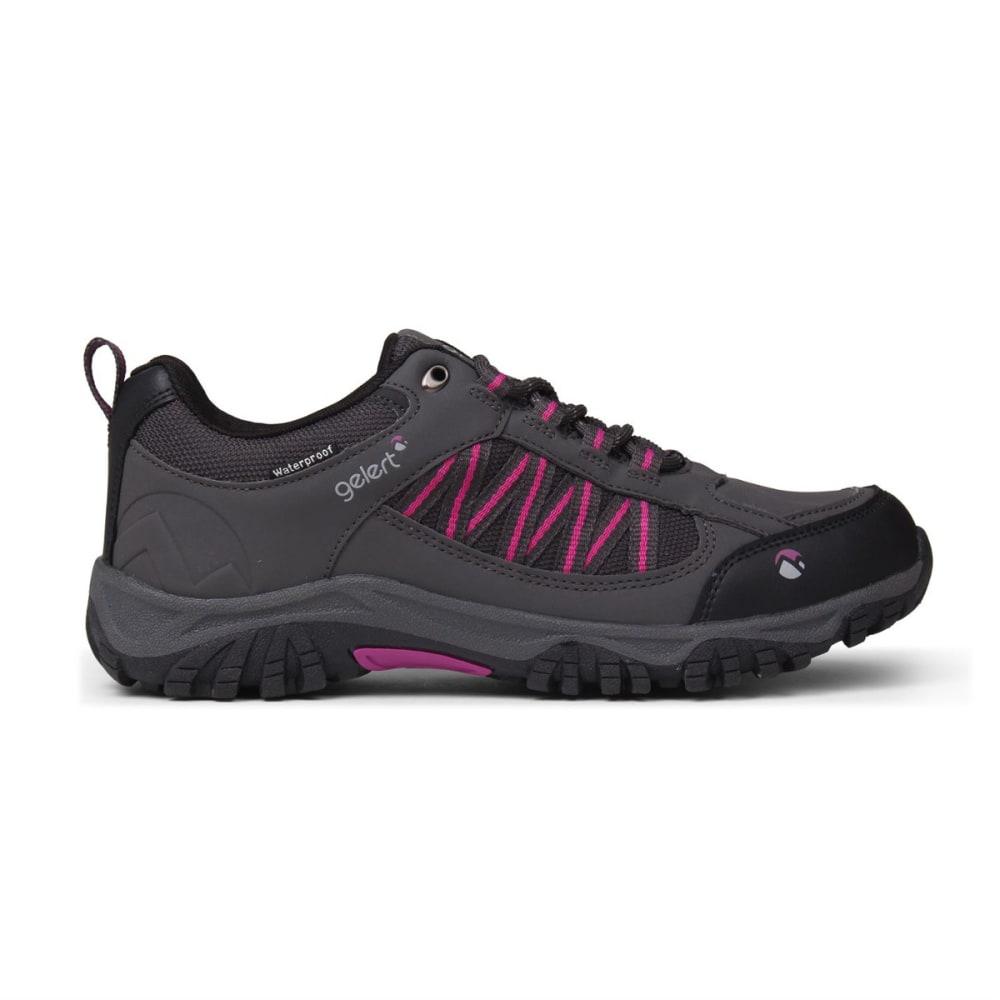 GELERT Women's Horizon Low Waterproof Hiking Shoes 6