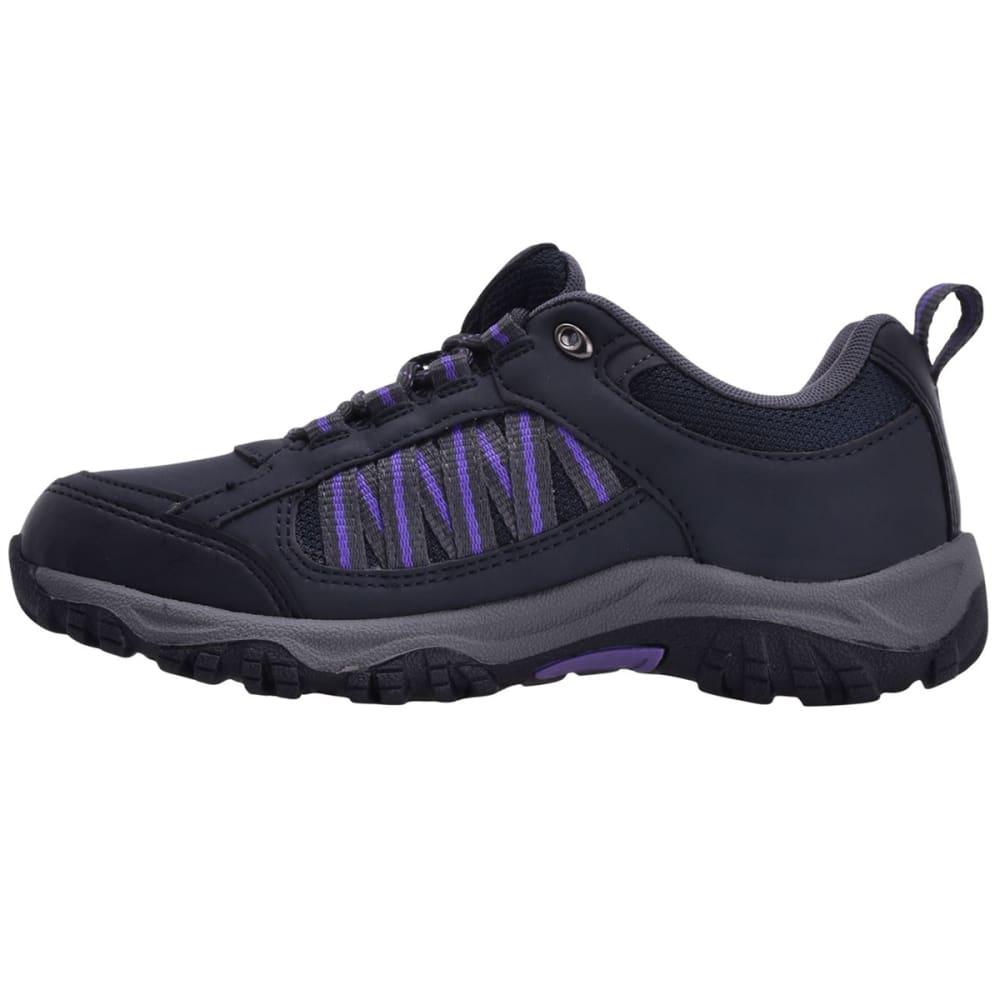 GELERT Women's Horizon Low Waterproof Hiking Shoes - NAVY
