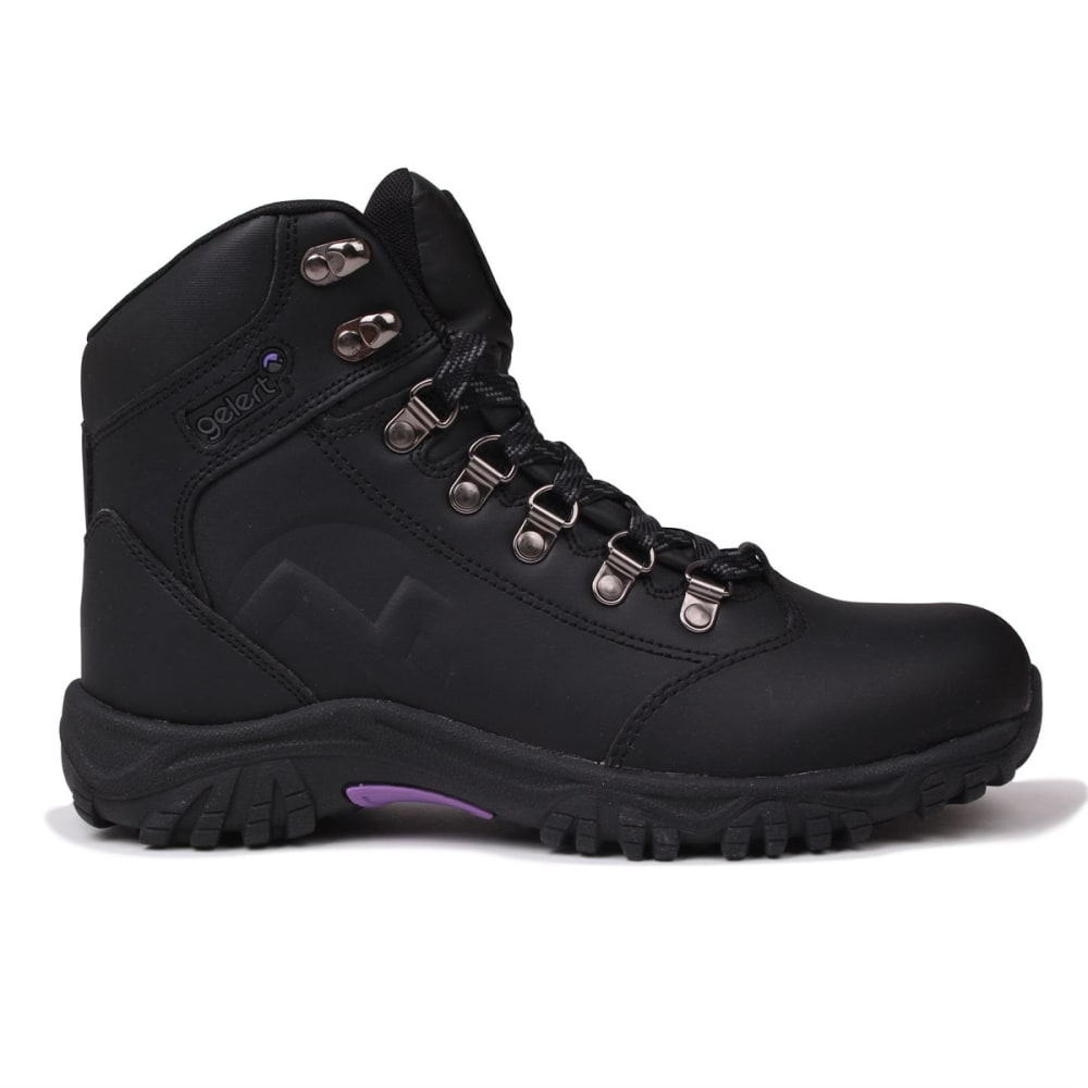 GELERT Women's Leather Mid Hiking Boots 7.5