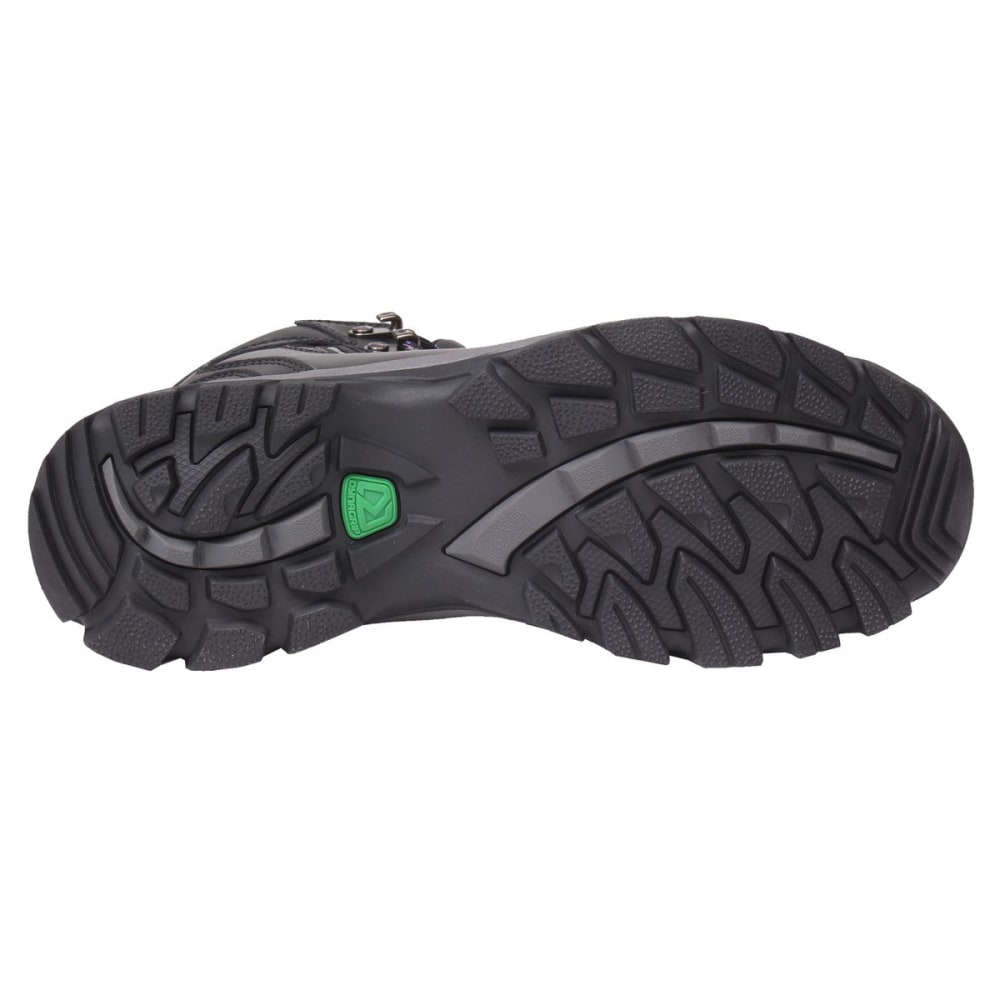 KARRIMOR Women's Skiddaw Mid Waterproof Hiking Boots - BLACK