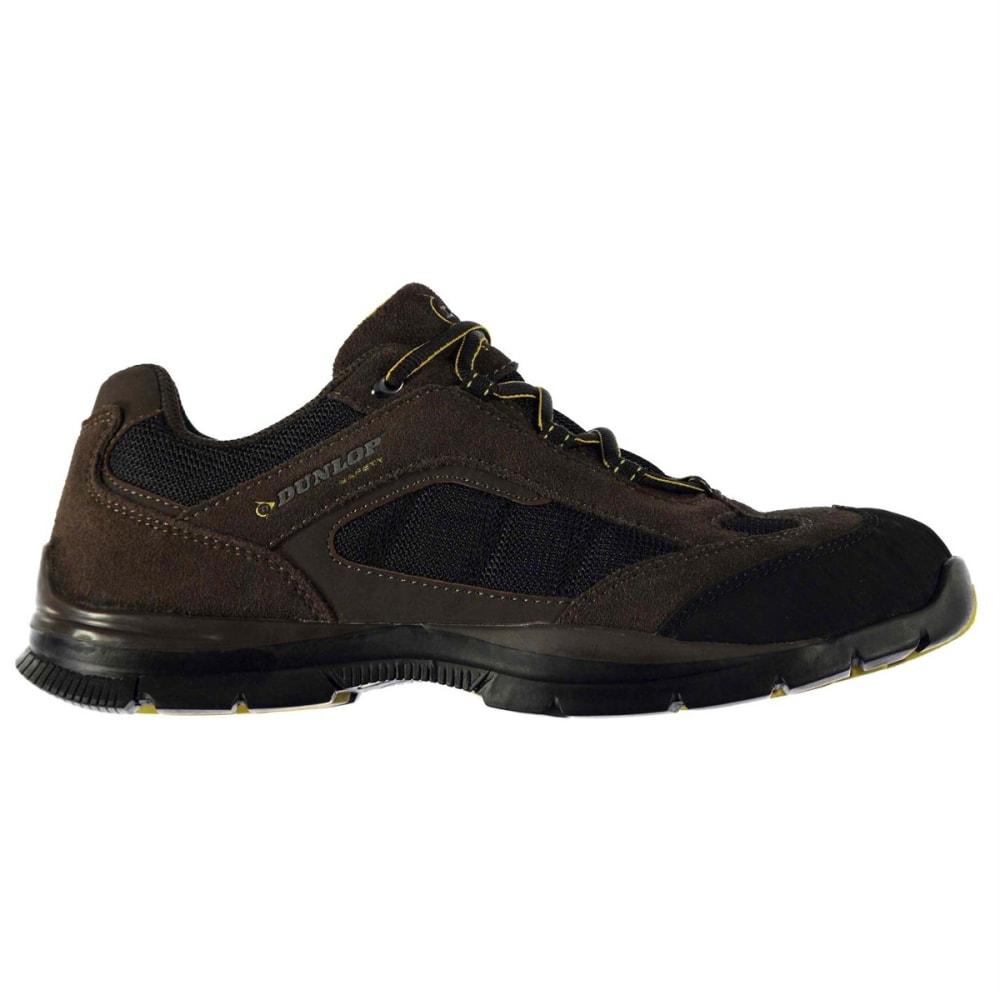 DUNLOP Men's Safety Iowa Steel Toe Work Shoes 8