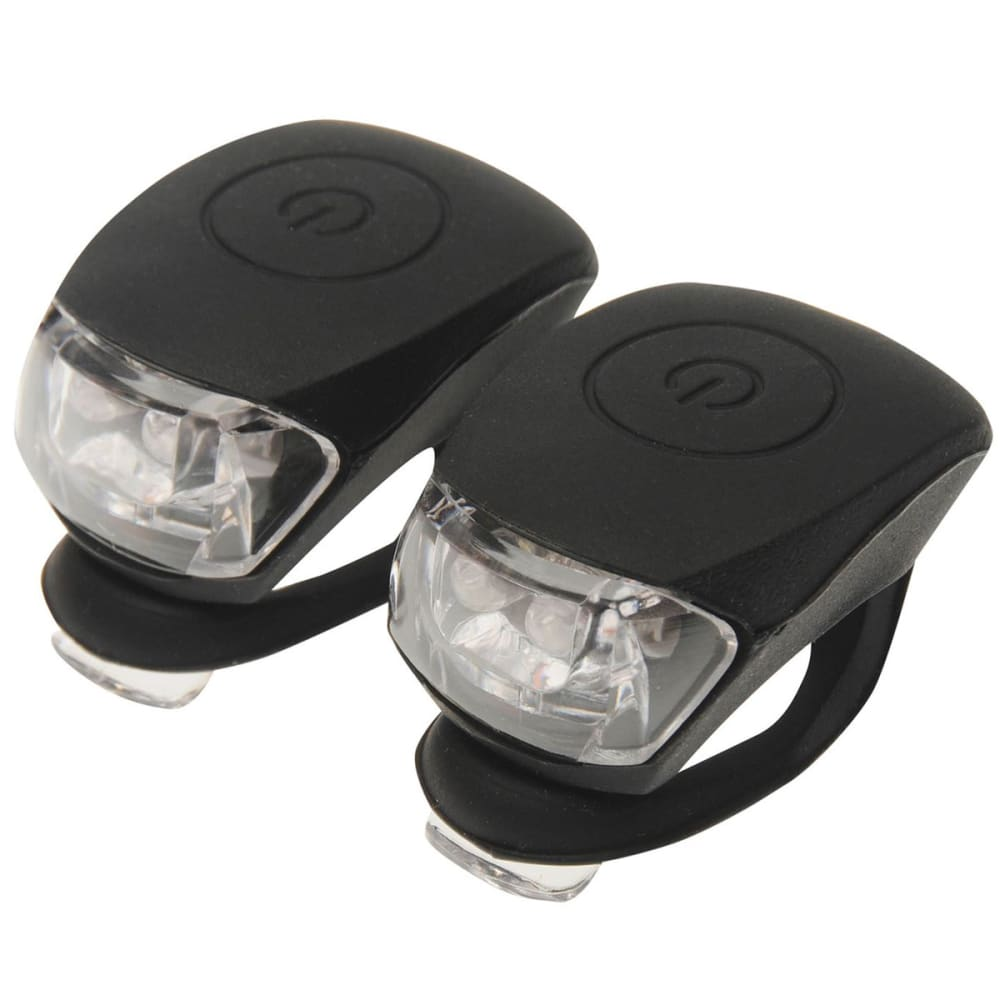 MUDDYFOX Silicon Lights - BLACK