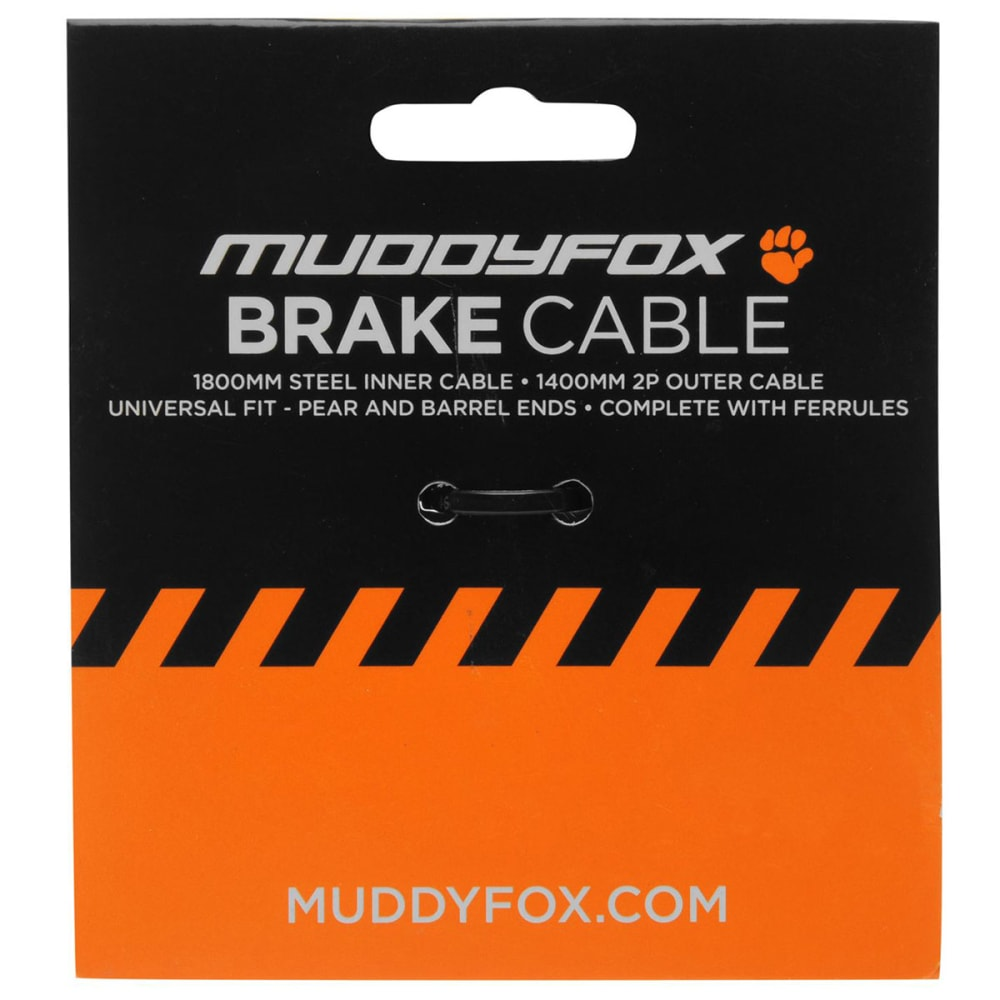 MUDDYFOX Brake Cable - BLACK