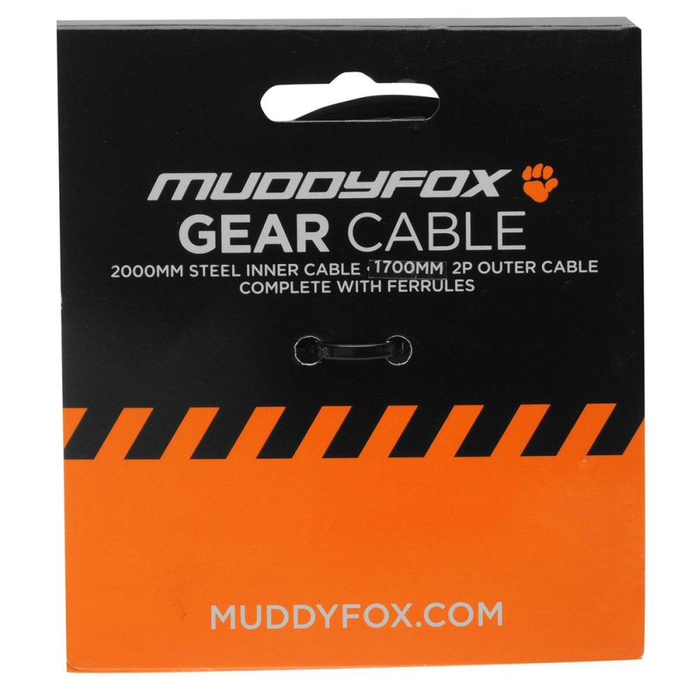 MUDDYFOX Gear Cable - BLACK