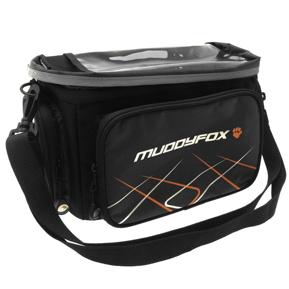 MUDDYFOX Handlebar Bag - BLACK