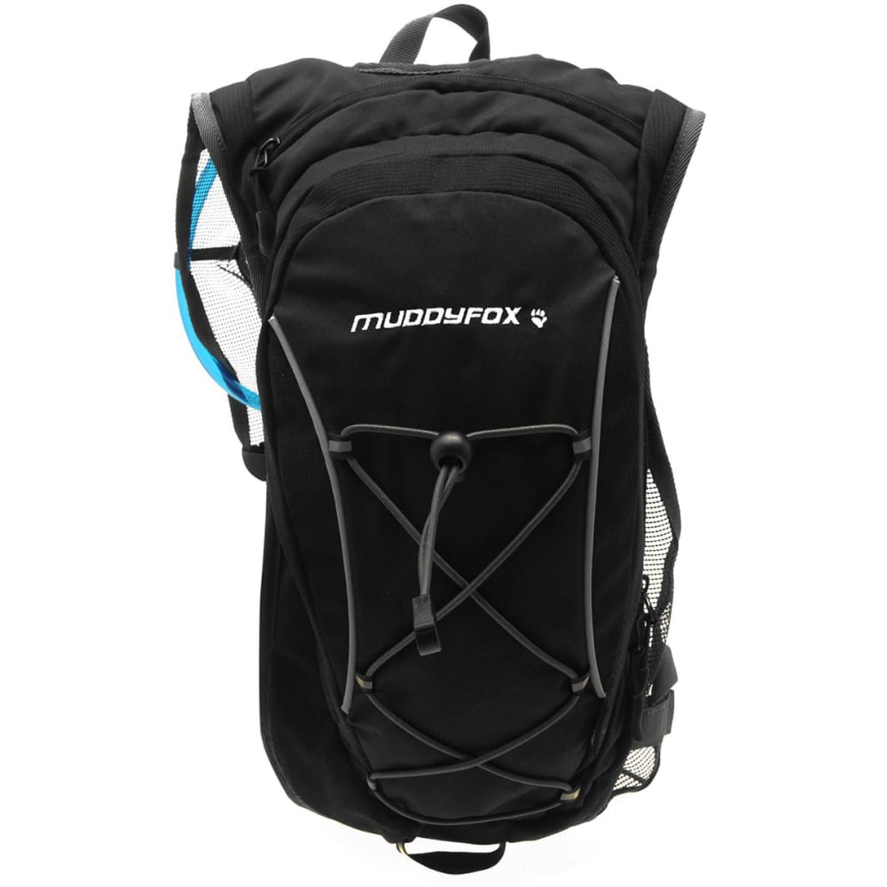MUDDYFOX 1.5L Hydration Pack - BLACK