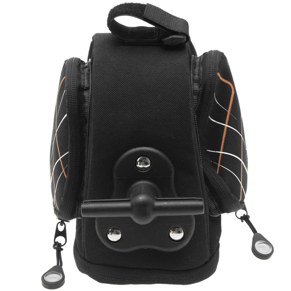 MUDDYFOX Saddle Bag - BLACK