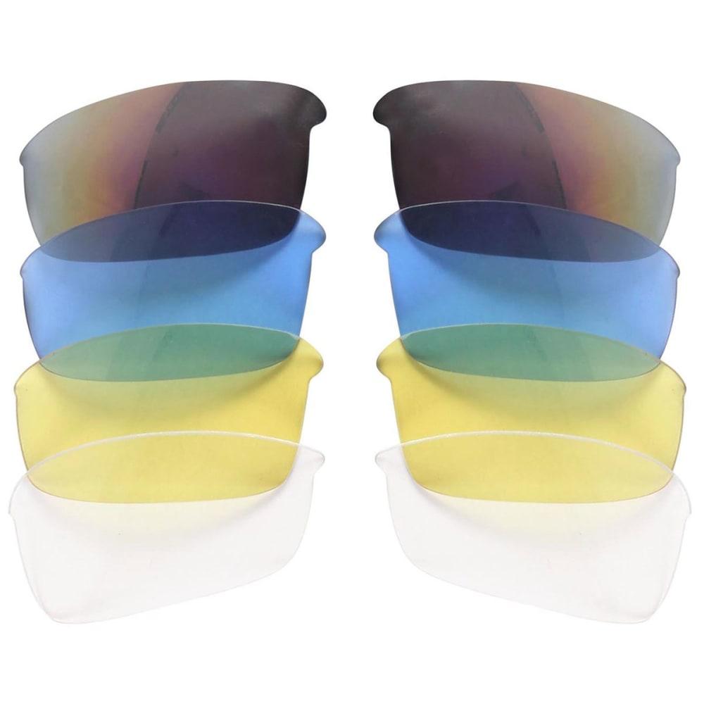 MUDDYFOX Cycling Sunglasses 100 - BLACK