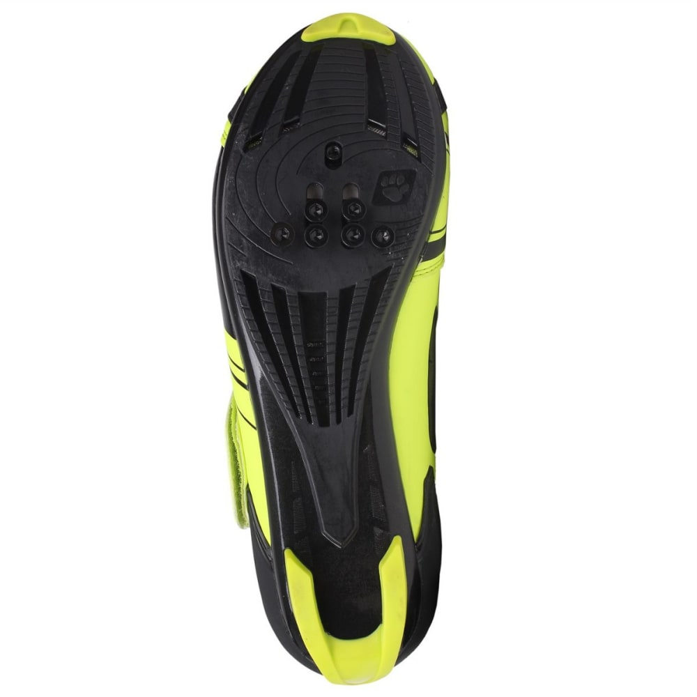 MUDDYFOX Men's RBS100 Cycling Shoes - YELLOW
