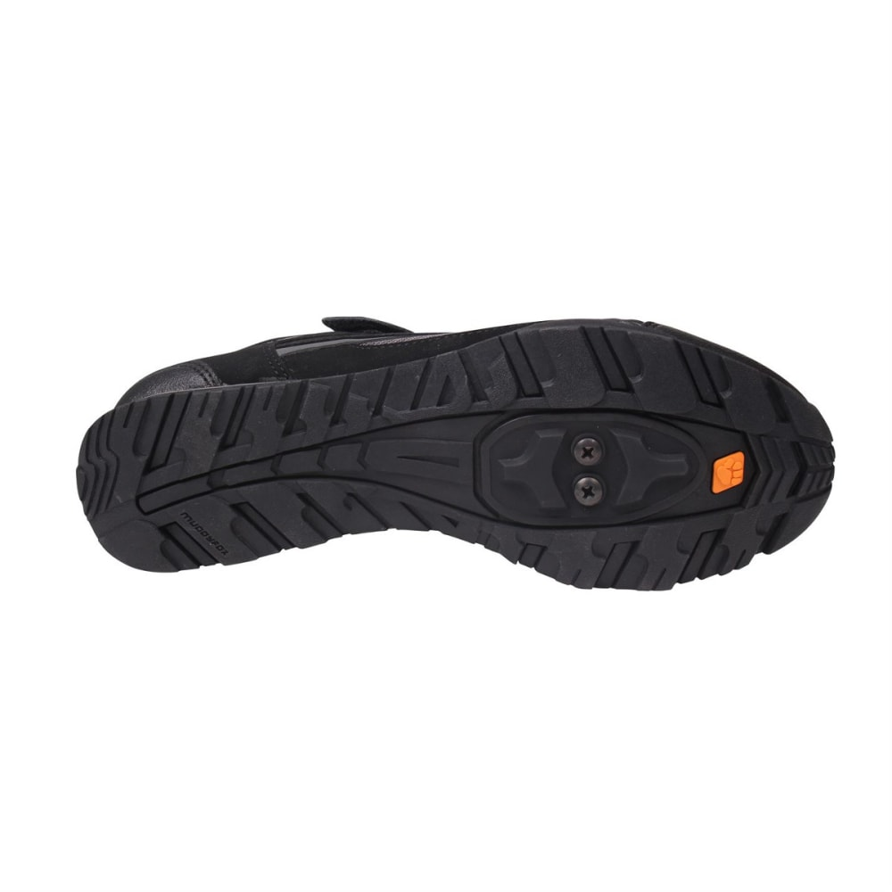 MUDDYFOX Men's TOUR 100 Low Cycling Shoes - BLACK/CHARCOAL
