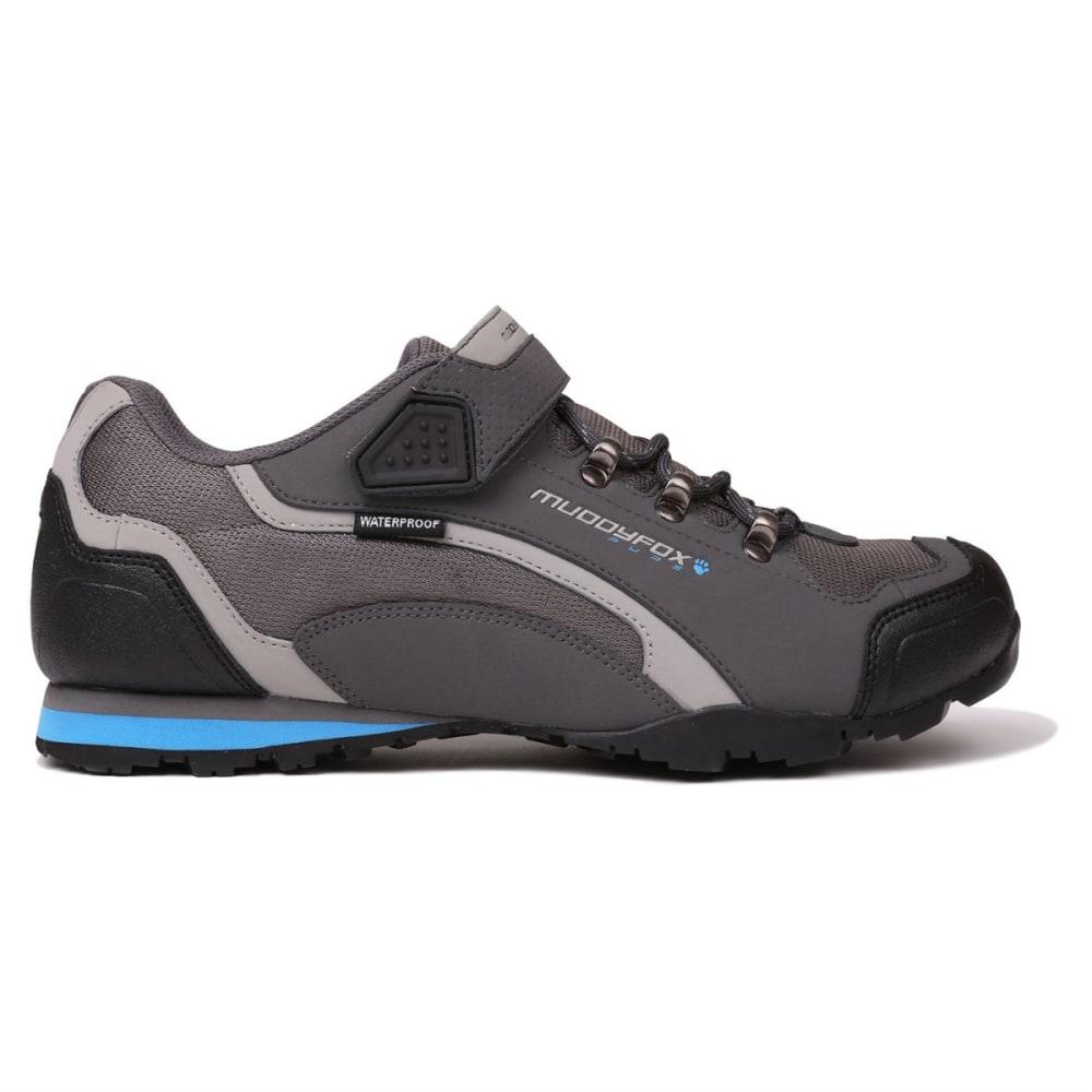 MUDDYFOX Men's TOUR 200 Low Waterproof Cycling Shoes 12