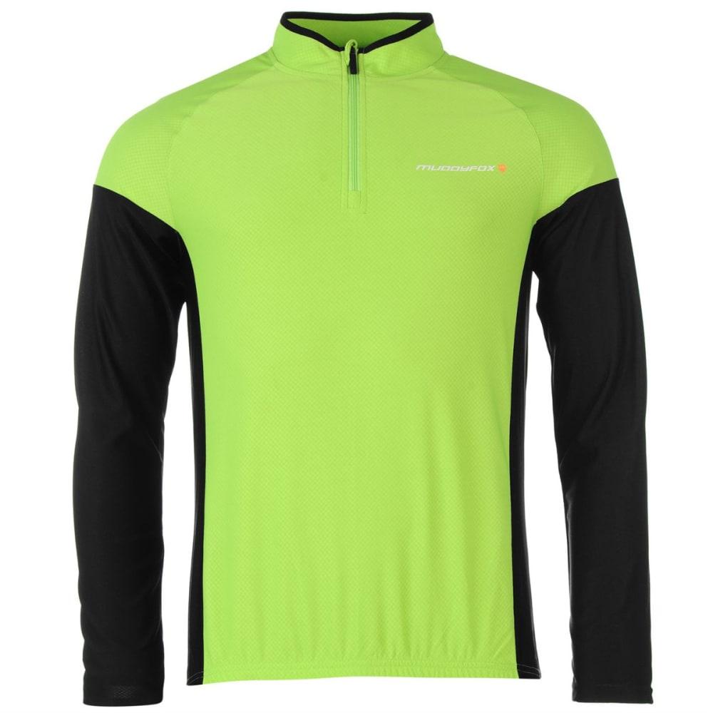 MUDDYFOX Men's Cycling Long-Sleeve Jersey S