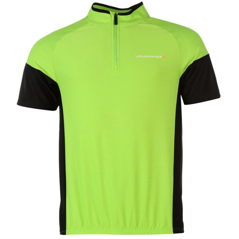 MUDDYFOX Men's Cycling Short-Sleeve Jersey XS