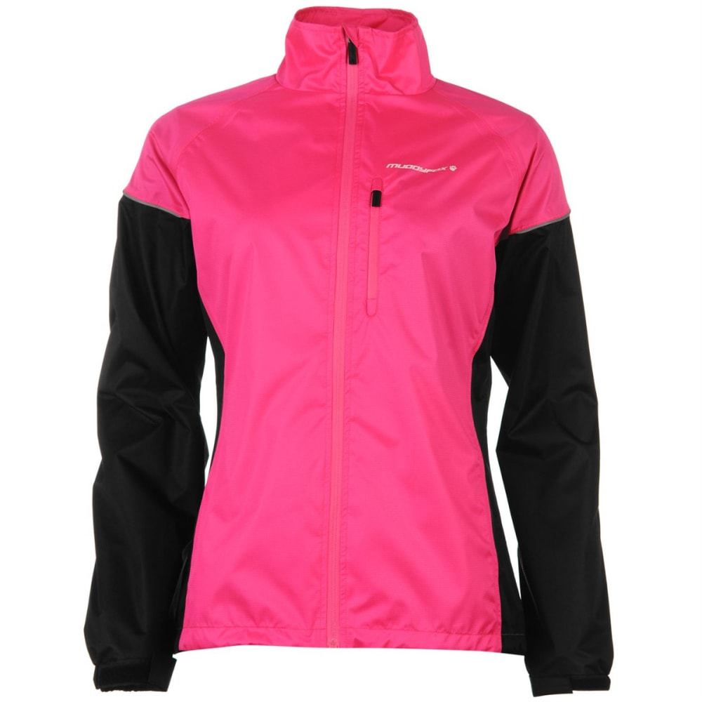 MUDDYFOX Women's Cycle Jacket - PINK/BLACK