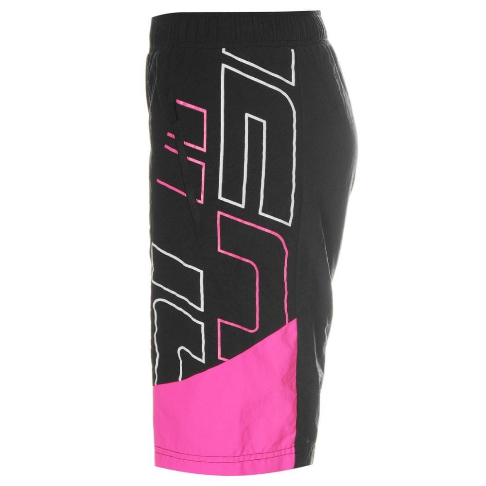 MUDDYFOX Women's Urban Cycling Shorts - BLACK/PINK