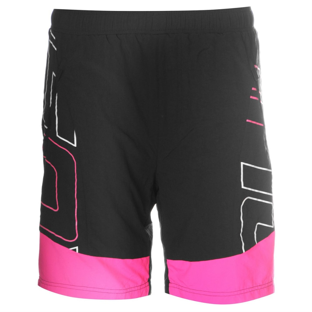 MUDDYFOX Women's Urban Cycling Shorts - BLACK/PINK