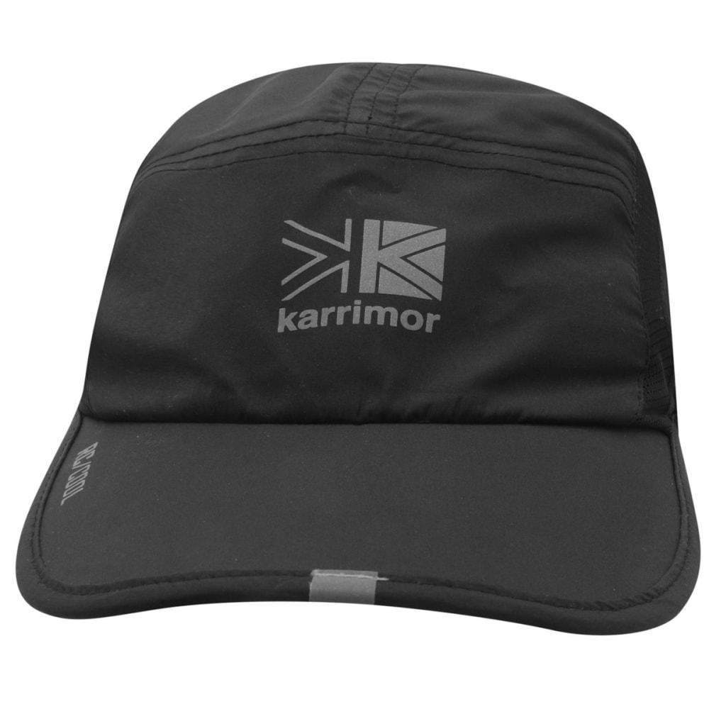 KARRIMOR Cool Race Cap - BLACK