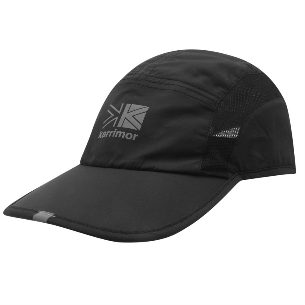 KARRIMOR Cool Race Cap - BLACK