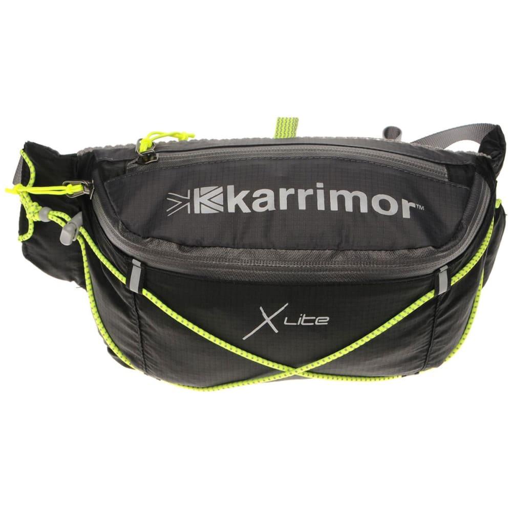 KARRIMOR X Lite Waist Pack - BLACK