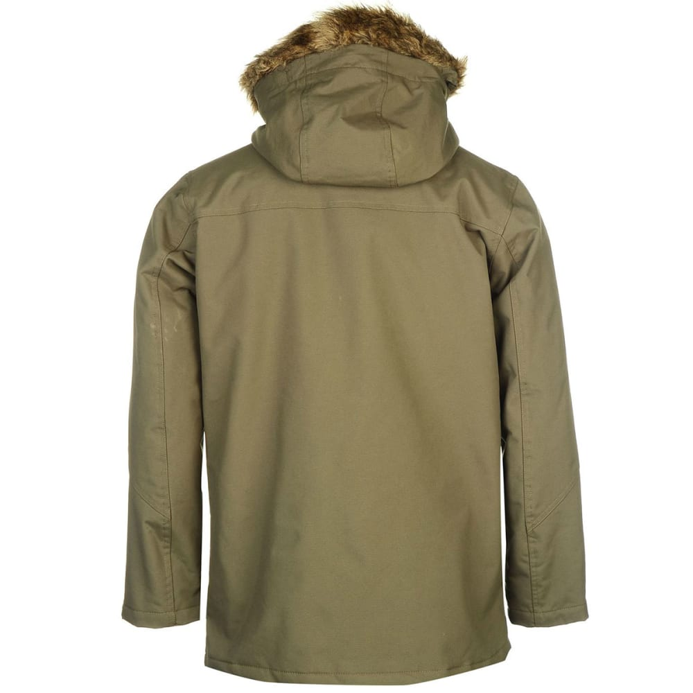 DIEM Men's D6 Jacket - GREEN