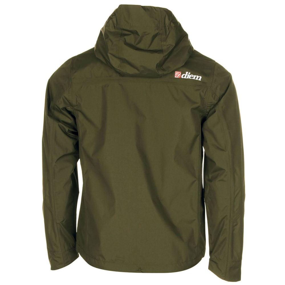DIEM Men's Litetech Jacket - GREEN
