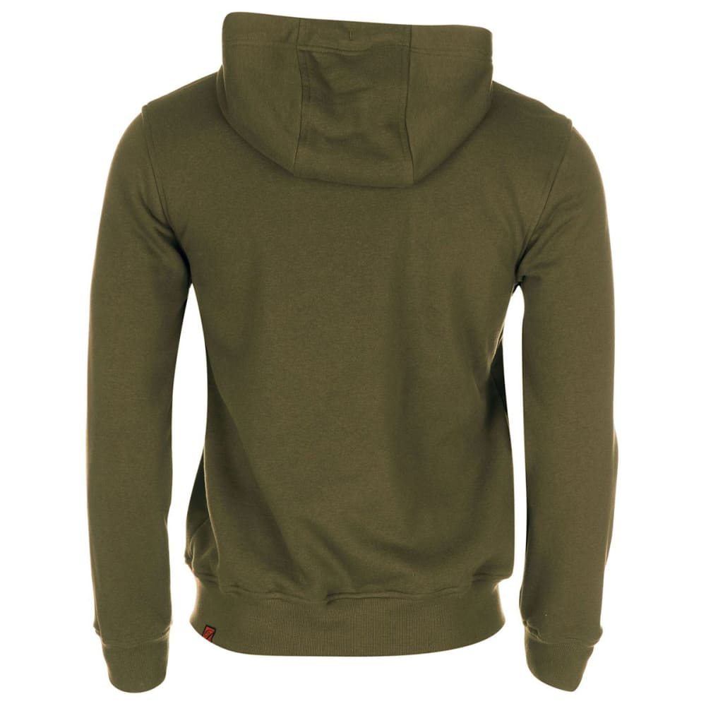 DIEM Men's Outlaw Full-Zip Hoodie - GREEN