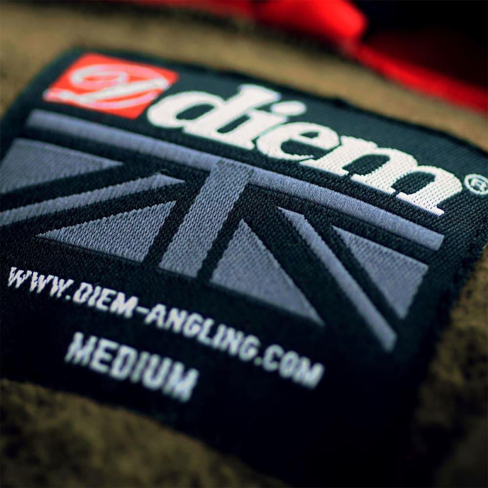 DIEM Men's Outlaw Full-Zip Hoodie - GREEN