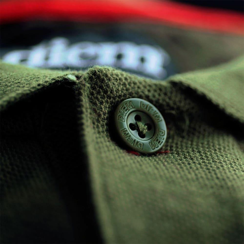 DIEM Men's Polo Short-Sleeve Shirt - GREEN