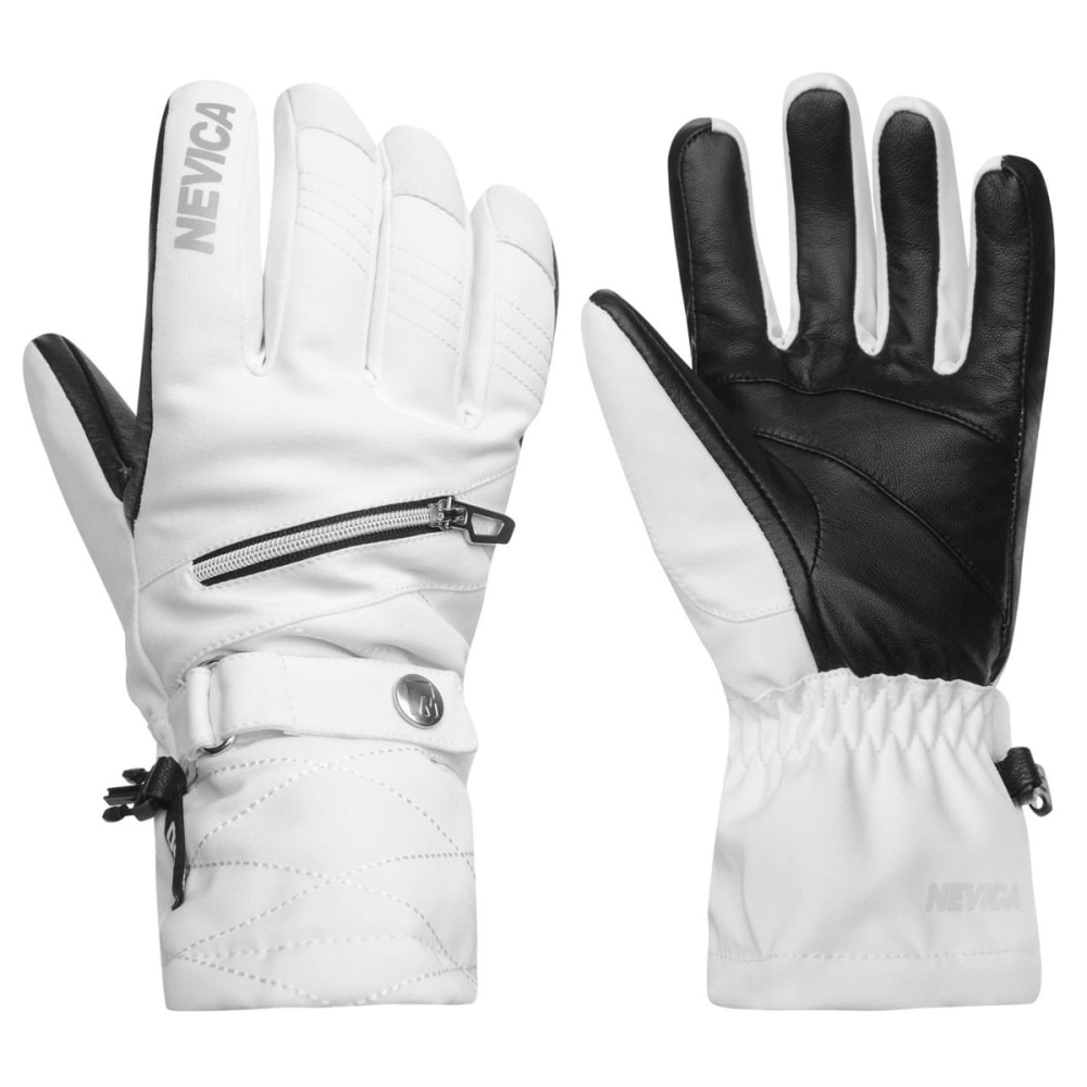 NEVICA Women's Vail Ski Gloves - WHITE